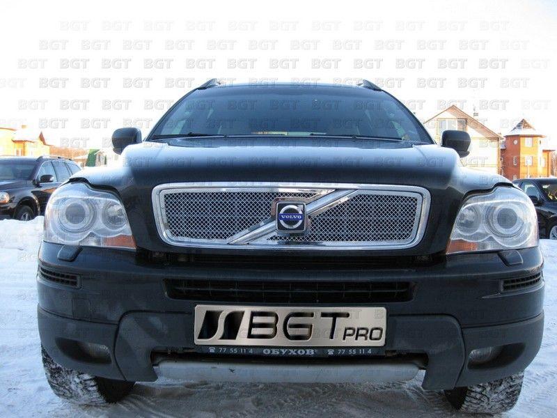 ���������� ������� ��������� ��� Volvo XC90 ��� �����
