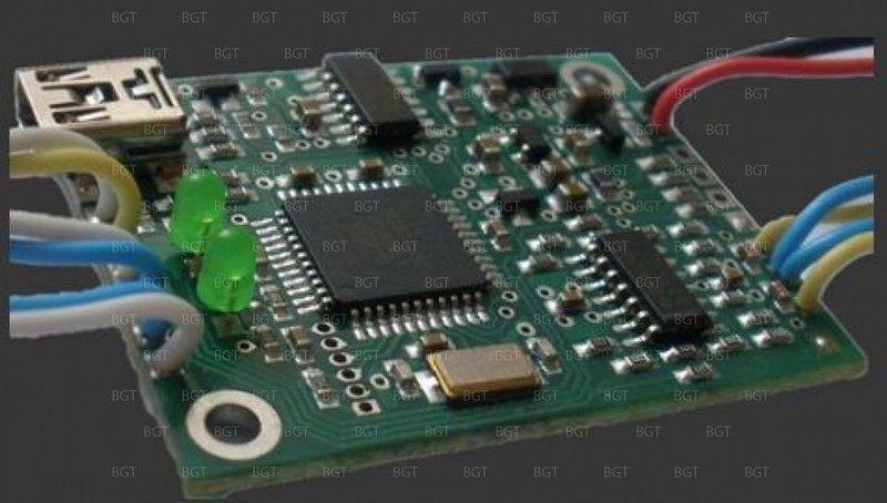 Контроллер активации штатного усилителя Toyota/Lexus BGT-TIE-Lite-Amp
