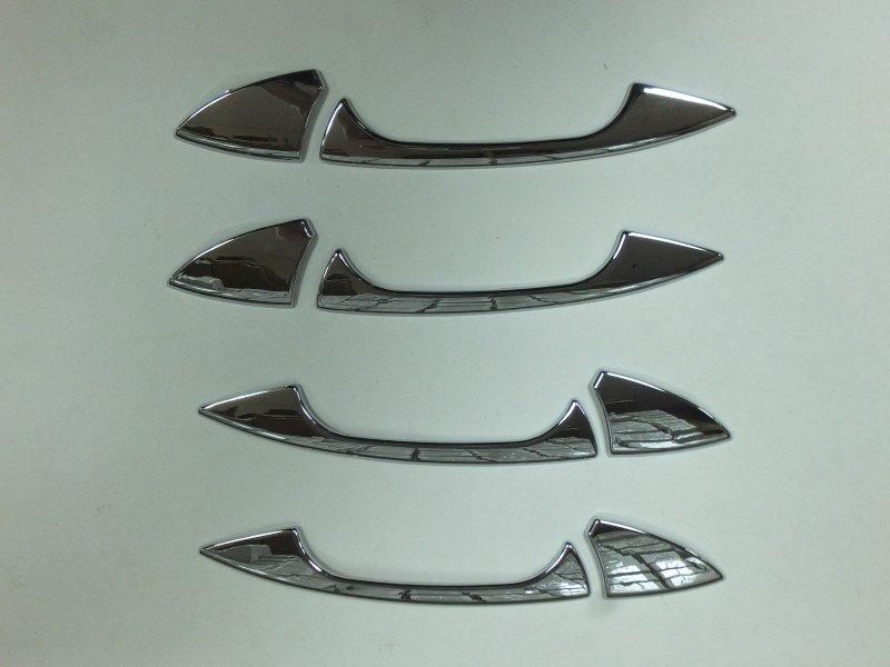 Накладки на дверные ручки внешние для MERCEDES GLK-class