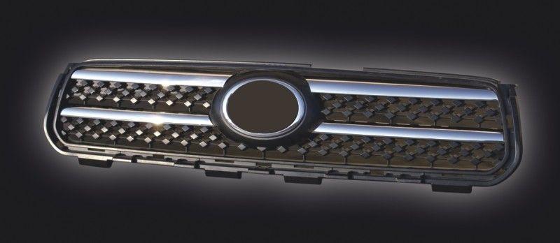 Накладка на решетку радиатора, 4 части для TOYOTA Rav 4