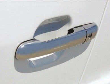 Накладки на дверные ручки, нерж., 4 двери для MERCEDES Sprinter W901