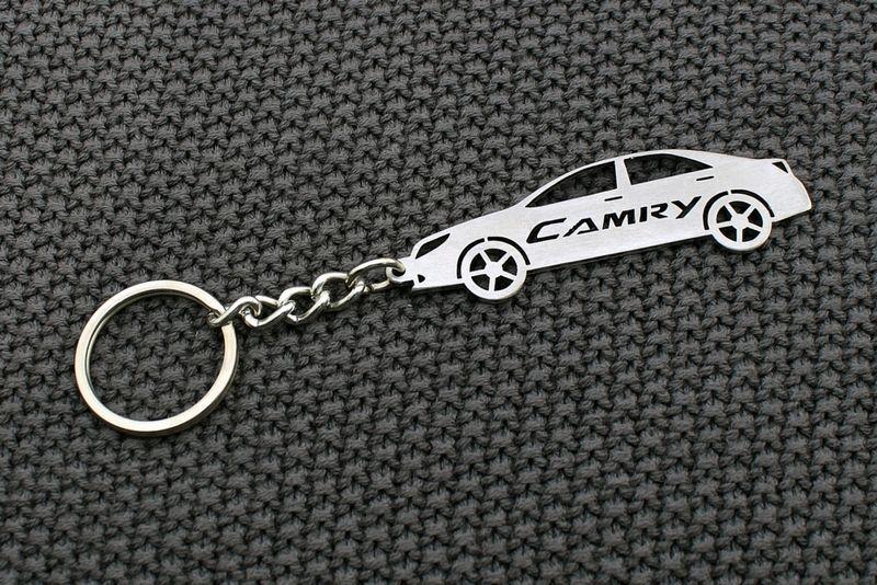 Брелок STEEL Toyota Camry V50