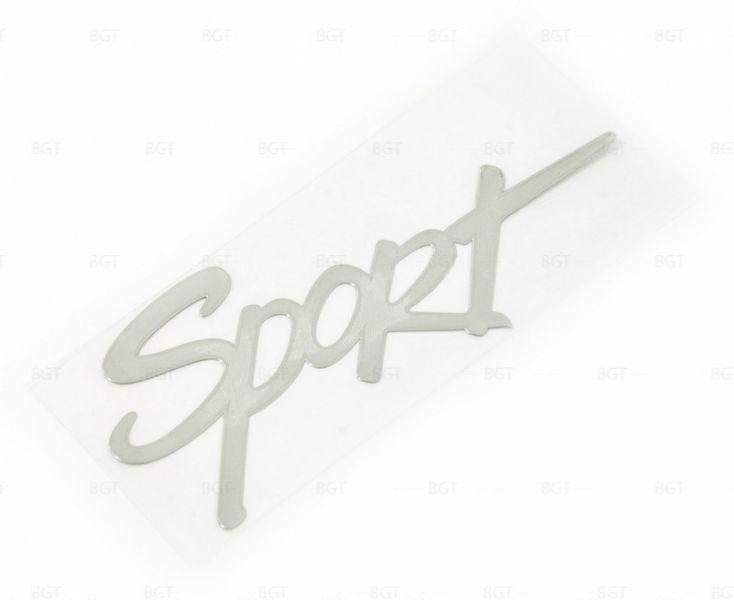 """����� """"SPORTS"""" �������������, �������������, ����: ����, 1 ��. �90mm*35mm�"""