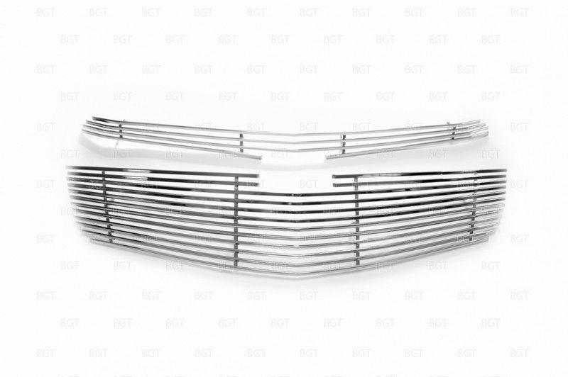 Решетка радиатора для Chevrolet Cruze тип Billet Вариант №1