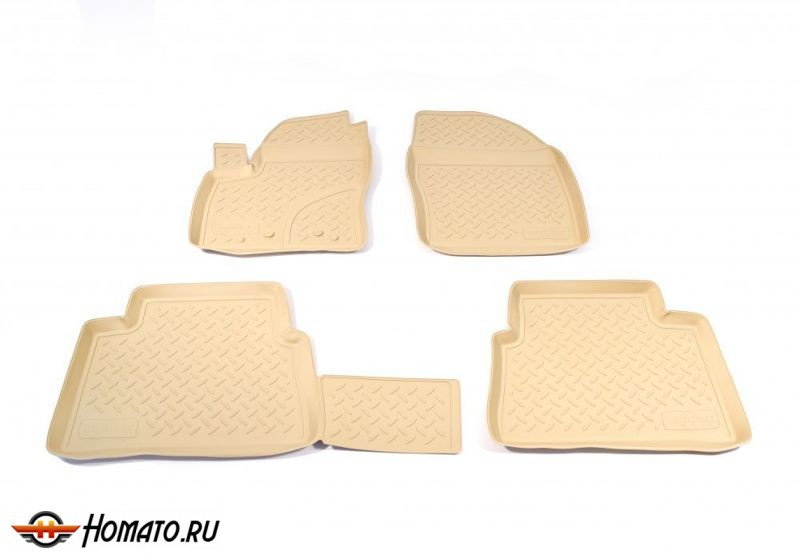 Коврики Ford C-MAX (2003-2010) | Norplast