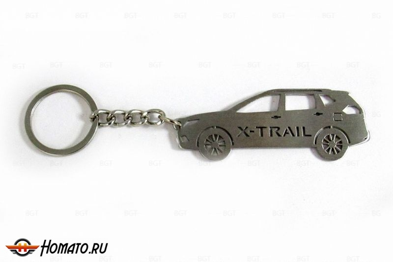 Брелок STEEL Nissan X-Trail T32 2014+