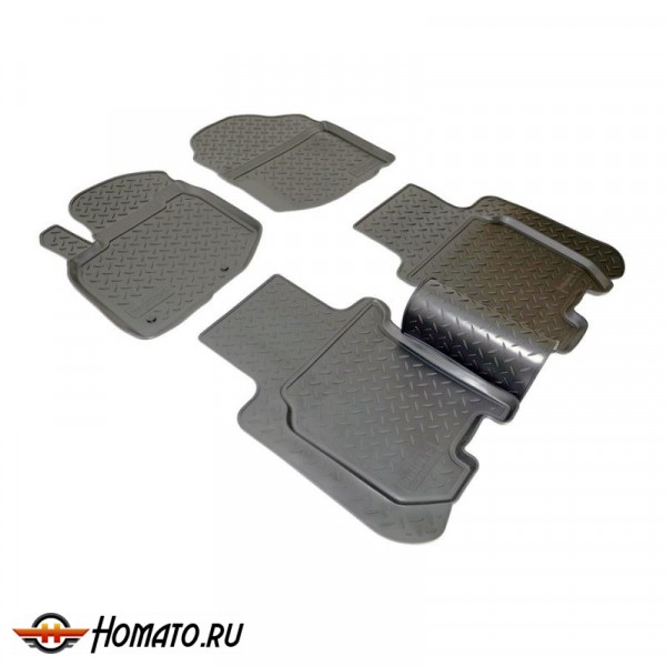 Коврики Honda Jazz (GG) 2009-2013 | Norplast