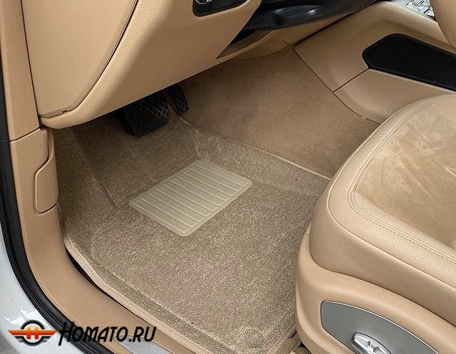 3D коврики для BMW X6 E71 2007-2014 | BUSINESS: 4 слоя