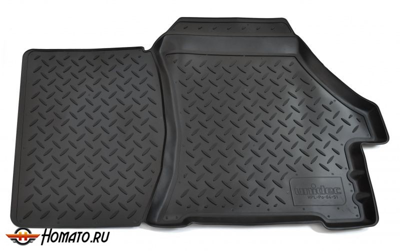 Коврики Citroen Jumper (250/290) 2006+/2014+ | Norplast