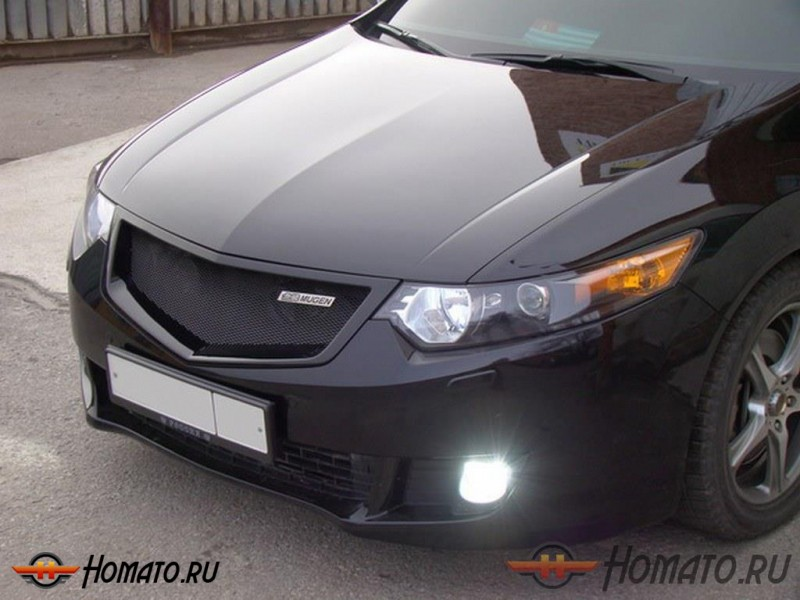 Решетка радиатора для Honda Accord 8 (2008-2010) дорестайл | Sport-style