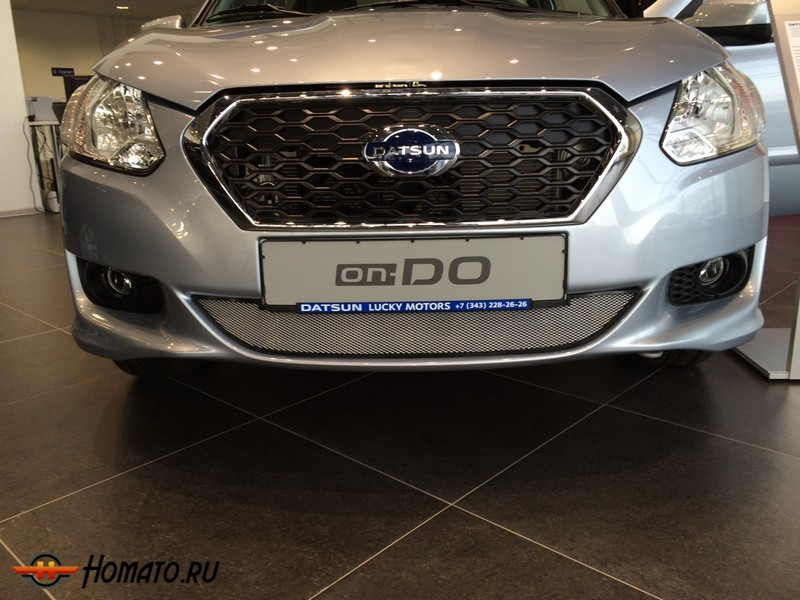 Защита радиатора для Datsun On Do 2014+ | Стандарт
