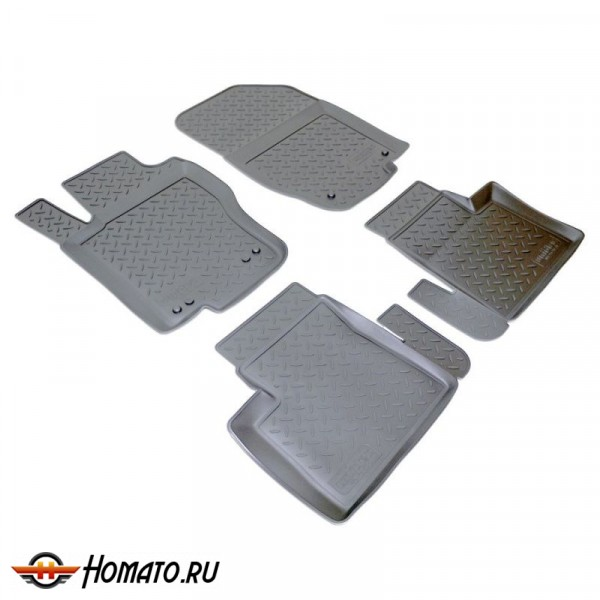 Коврики Mercedes GL (X164) 2006-2012 | Norplast